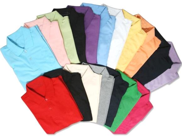 Polo Yaka tshirt üretimi
